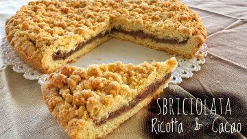 CROSTATA-SBRICIOLATA-RICOTTA-E-CACAO-Ricetta-Facile-Ricotta-amp-Cocoa-Crumble-Pie-Easy-Recipe-attachment