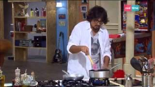 Cucina-con-Ale-Primi-Risotto-ai-funghi-Porcini.wmv-attachment