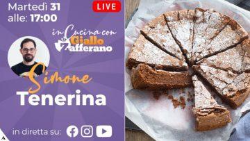 DIRETTA-LIVE-Prepariamo-la-TORTA-TENERINA-con-SIMONE-attachment