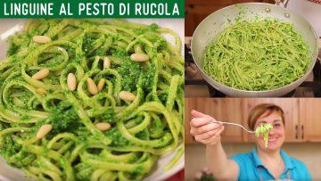 LINGUINE-AL-PESTO-DI-RUCOLA-Ricetta-facile-Fatto-in-Casa-da-Benedetta-attachment