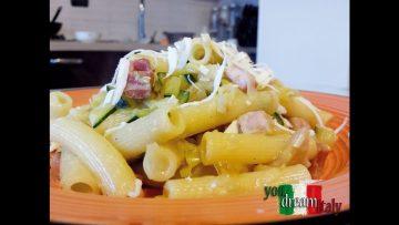Maccheroni-con-pancetta-zucchine-e-porri-www.youdreamitaly.com-attachment
