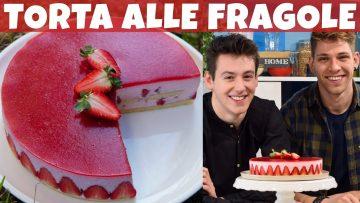 RICETTA-SPETTACOLARE-TORTA-MOUSSE-ALLE-FRAGOLE-e-PASTA-BISCOTTO-ricetta-di-LUCAKE-Davide-Zambelli-attachment