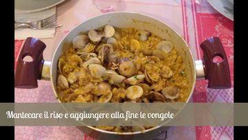 Risotto-Acquerello-con-vongole-carote-e-zenzero-Le-Ricette-di-Kitchen-Lovers-attachment