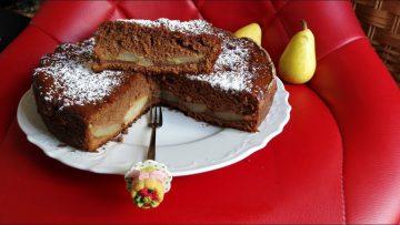 Torta-soffice-pere-e-cioccolato-ricette-prese-dal-web-attachment