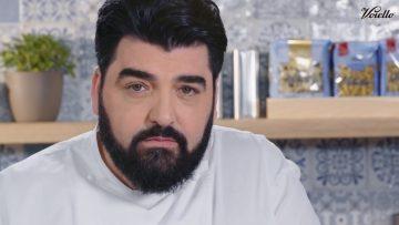 Fusilli-integrali-Voiello-con-carciofi-e-crema-d39aglio-La-ricetta-dello-Chef-Cannavacciuolo-attachment