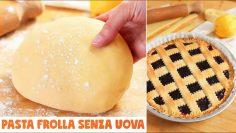 PASTA-FROLLA-SENZA-UOVA-e-SENZA-BURRO-per-Crostate-e-Biscotti-Ricetta-Facile-attachment