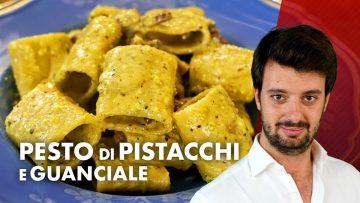 Paccheri-con-salsa-di-pistacchi-e-guanciale-un-semplice-piatto-gourmet.-FOODPORN-attachment