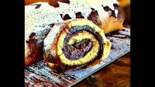 Rotolo-con-Crema-Mascarpone-al-Cacao-Ricette-dolci-con-Kammellia-attachment