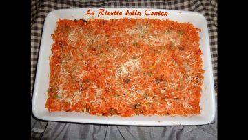 Primi-piatti-con-il-riso.-Ricetta-Riso-al-forno-con-funghi-e-salsiccia-attachment