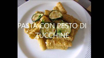 Primi-piatti-veloci.-Ricetta-Pasta-con-pesto-di-zucchine-attachment